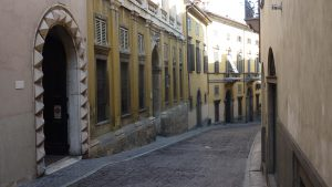 Beautiful old residential streets, some dating to the 12th century
