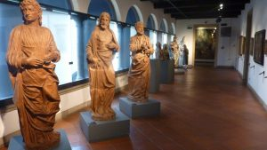 Museum attached to della Scavegni